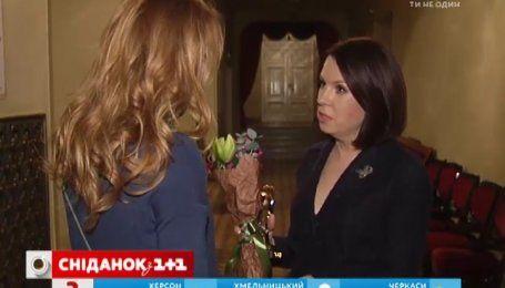 Уже известны имена обладателей украинской национальной премии «Телетриумф»