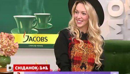 Оля Полякова на концерте в Киеве впервые споет на украинском
