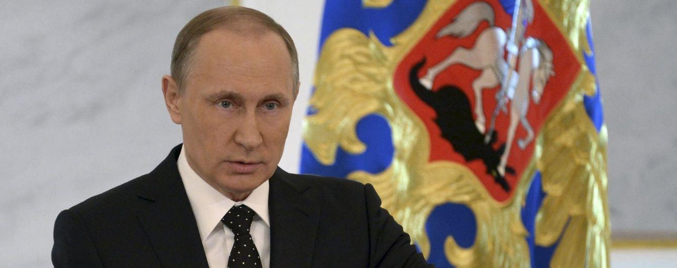 Пєсков розповів, про що говоритиме Путін на прес-конференції
