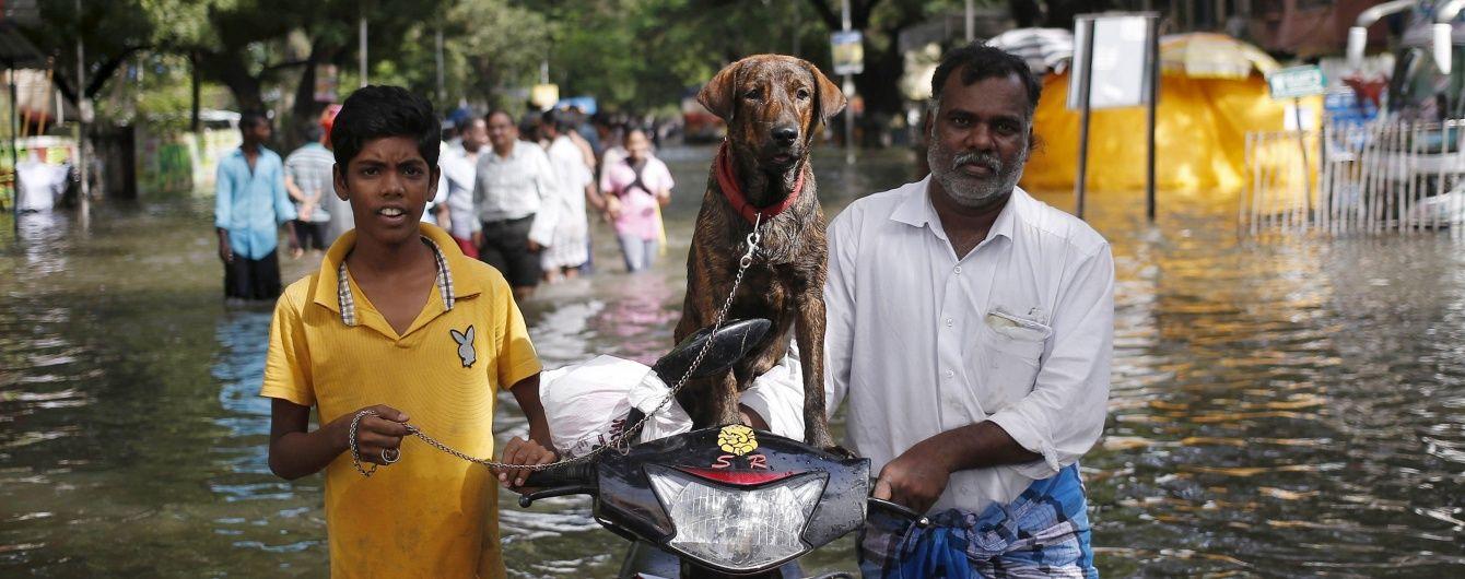 В Індії зійшли масштабні паводки: під масою бруду і каміння загинули понад три десятки людей