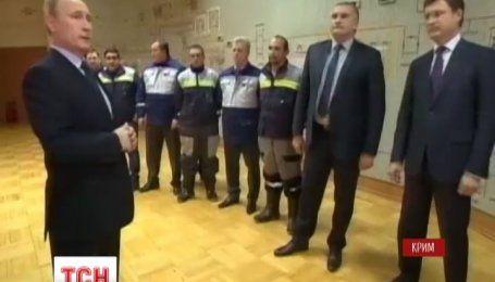 У Криму ситуація з електропостачанням не змінилася