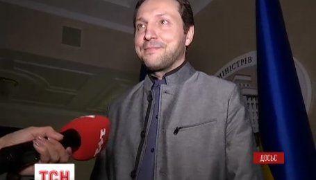 Міністр інформаційної політики Юрій Стець іде у відставку
