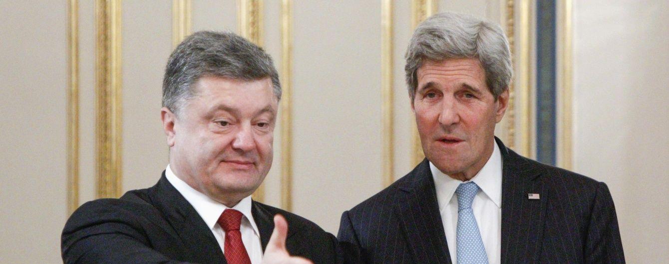 """Керрі заявив, що Вашингтон очікує отримати """"додаткові можливості"""" в Україні і Афганістані"""