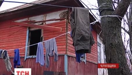 На Чернігівщині чоловік вчинив замах на власну сім'ю