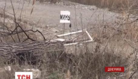Російсько-терористичні війська на Сході України підтримують постійну напругу