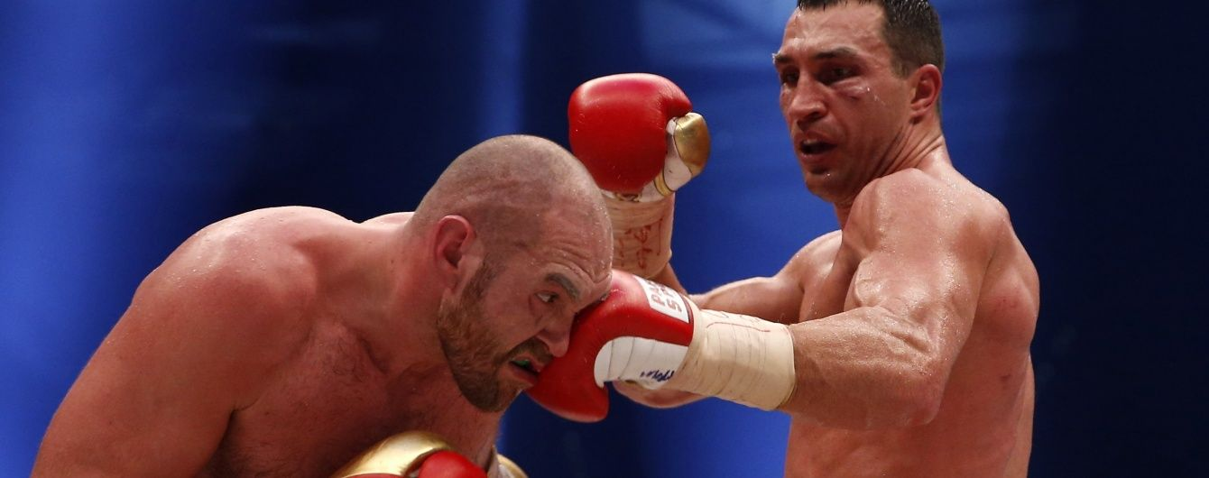 Тренер Кличка обіцяє, що Володимир дасть волю кулакам у реванші з Ф'юрі