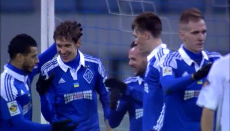 Металлург Запорожье - Динамо - 0:3. Видео гола Гармаша