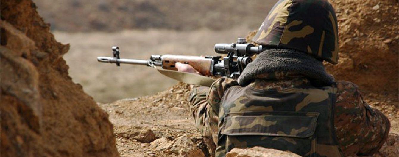 У Вірменії розповіли про свої втрати у Нагірному Карабасі