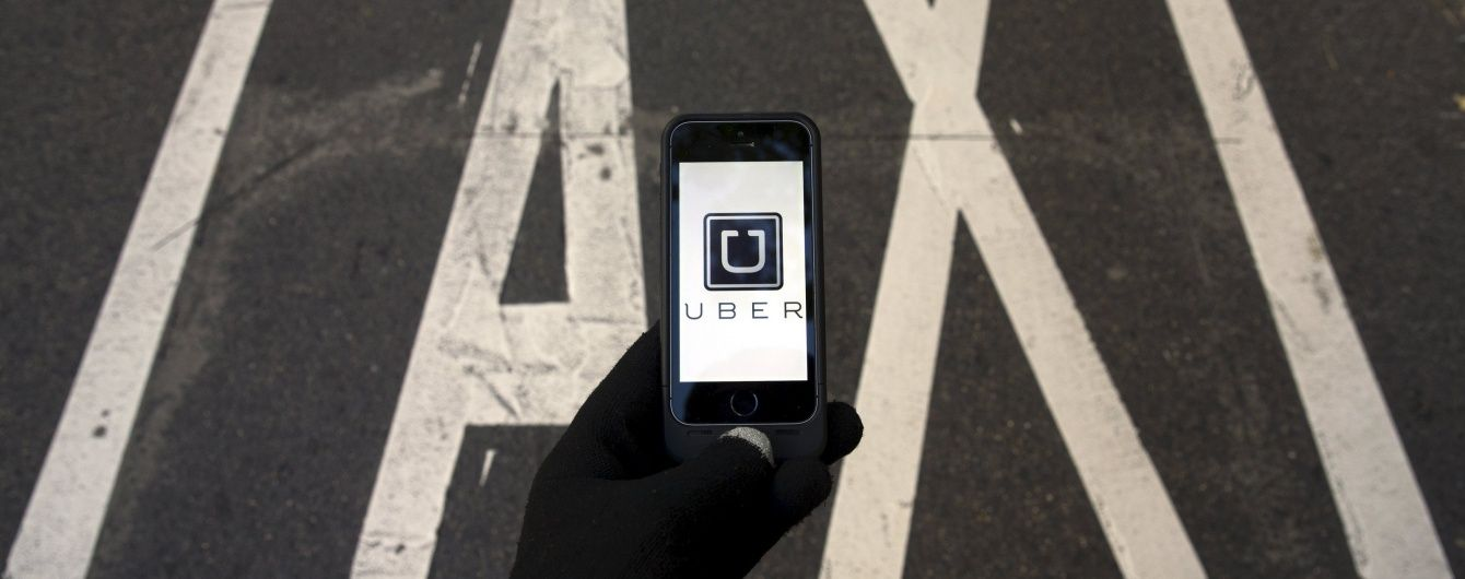 В Украине появится сервис такси Uber – Мининфраструктуры