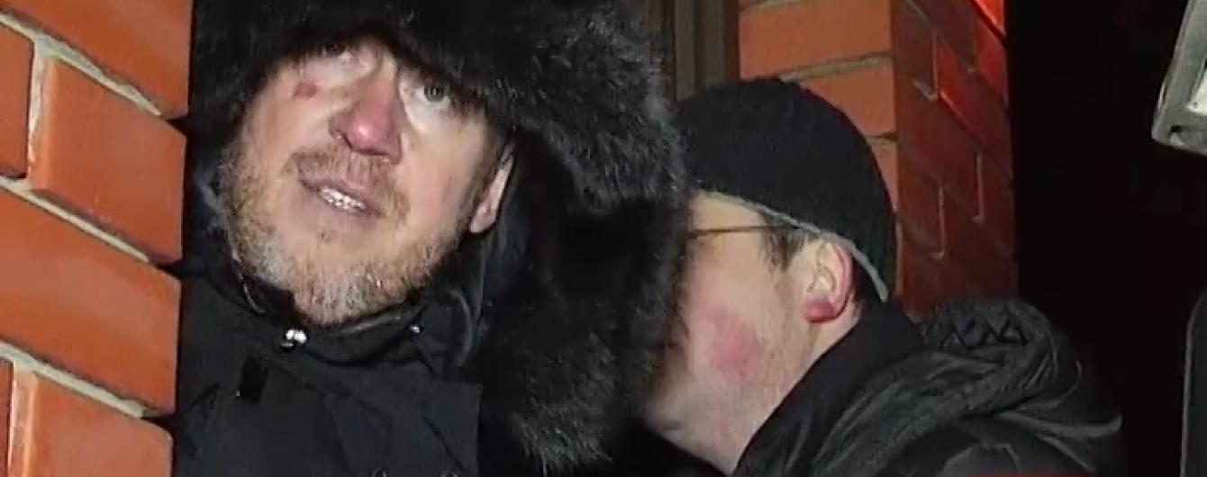 В Харькове во время обыска в имении известного бизнесмена пострадал нардеп