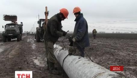Участники блокады Крыма позволили частично восстановить энергоснабжение полуострова