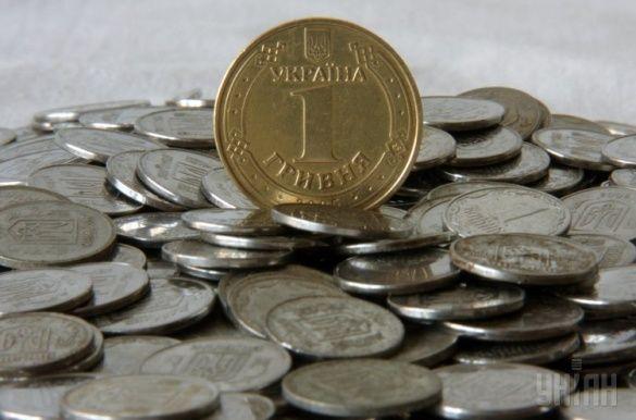 монета, гривня, копійки