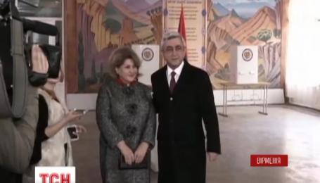 Армения сказала «да» изменению формы правления