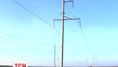 Активисты энергетической блокады Крыма допустили электриков к ЛЭП «Каховская-Титан»