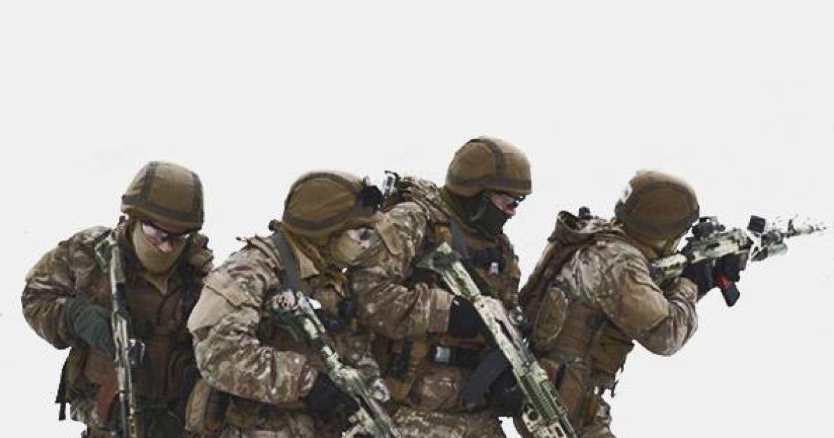 Ця армія - це гарантія того, що у своїй державі ми будемо вирішувати самі