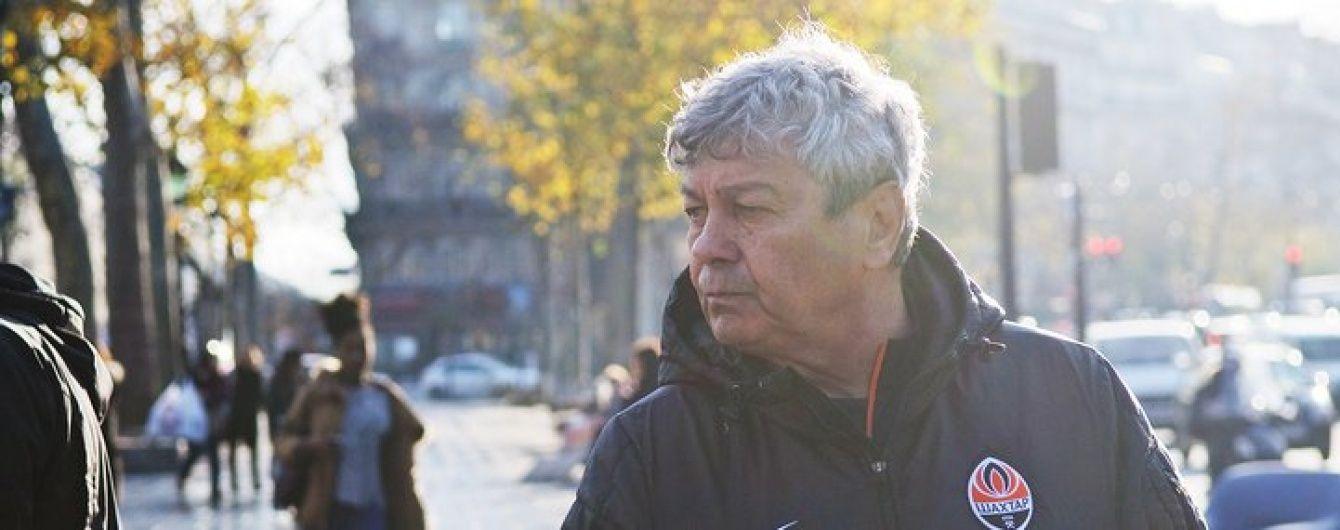 """Луческу спростував домовленість з """"Трабзонспором"""""""