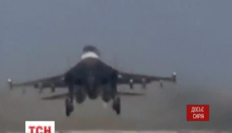 За авиаудар по позициям армии диктатора Асада ответственная Россия - Reuters