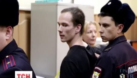 Російський активіст Дадін отримав три роки колонії за участь у мирних протестах