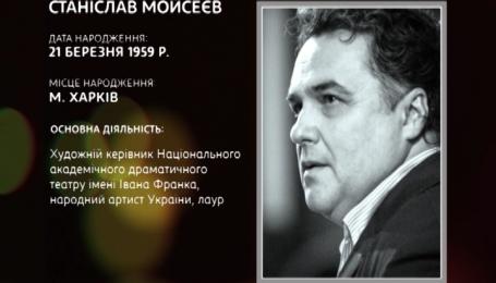 Мінкульт: режисер і театральний діяч Станіслав Мойсеєв про розвиток українського театру