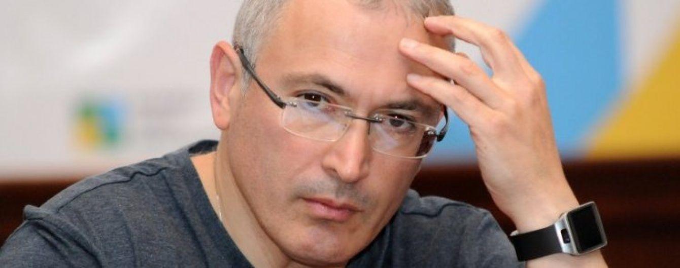 Ходорковський спрогнозував, коли в Росії упаде режим Путіна