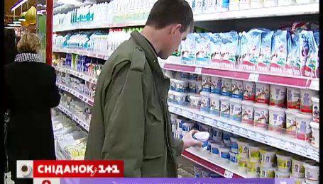 В Украине ожидается подорожание молока, кефира и сметаны