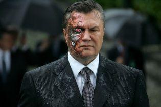 I'll be back. Реакція юзерів на анонсоване повернення Януковича