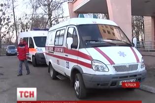 Чиновники нашли нарушения в размещении билборда, который травмировал десятерых людей в Черкассах