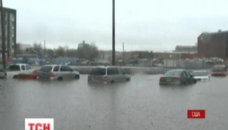Масштабное наводнение парализовало штат Орегон