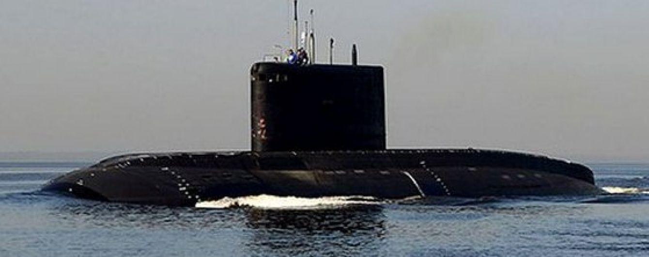Латвія виявила біля своїх кордонів підводний човен РФ