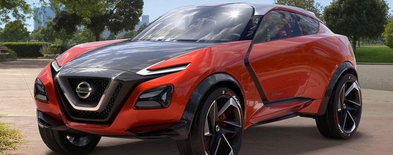 Новый Nissan Juke станет гибридным