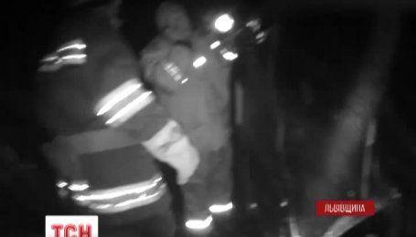 Внаслідок ДТП біля Львова пасажирка авто загинула на місці