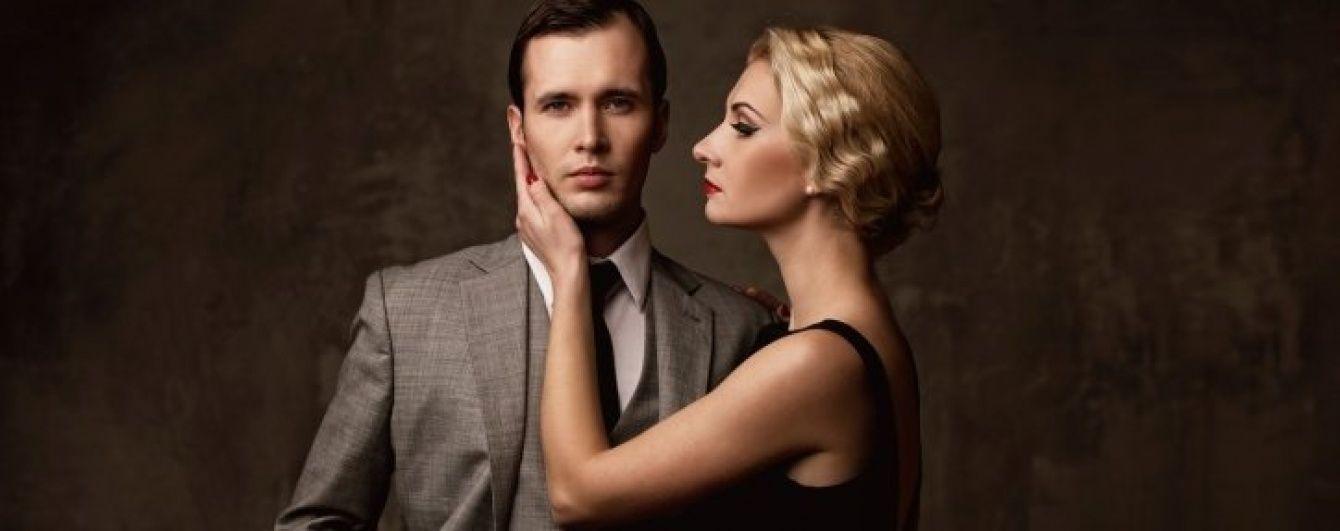 мужчина и женщина. фото