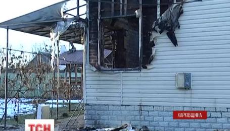 В поселке Миргороды на Харьковщине пожилая женщина сгорела заживо в собственном доме
