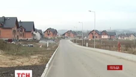 У Польщі ціле село переносять на нове місце