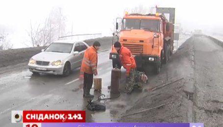 Украинцы смогут контролировать ремонт дорог в своих областях