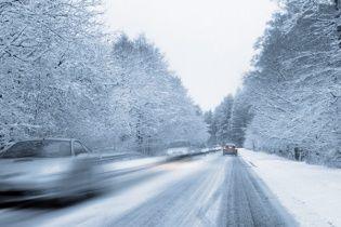 Особенности зимнего вождения