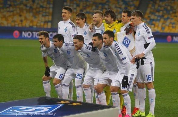 Гравці Динамо Київ