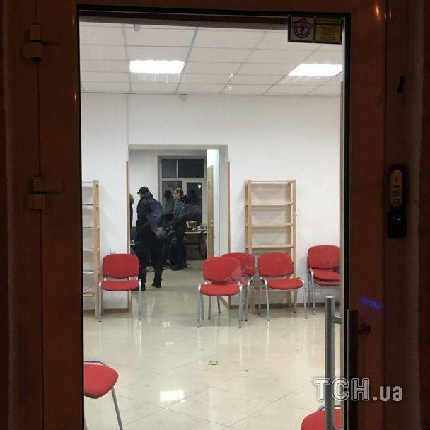 У Києві сталася перестрілка
