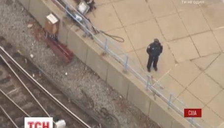 В Бостоне поезд метро самовольно уехал со станции, вместе с пассажирами