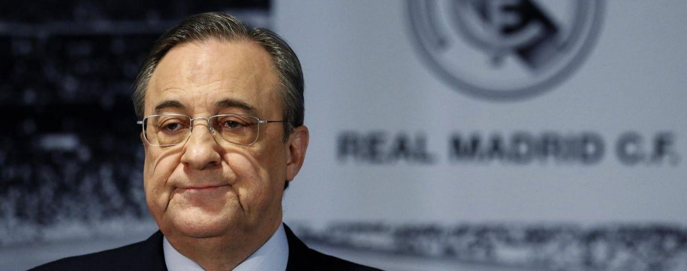 """Президент """"Реала"""" відхрестився від планів повернути Моурінью"""