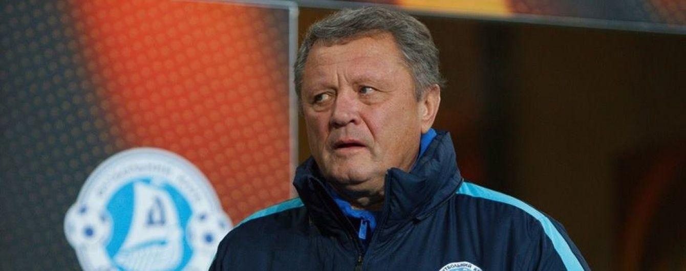 """Тренер """"Дніпра"""" Маркевич влітку міг очолити французький клуб - агент"""