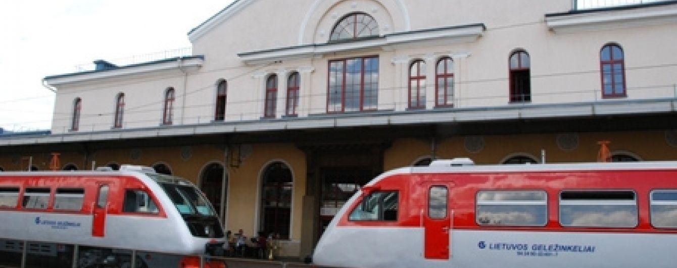 Литва скасувала сполучення з Росією: 12 грудня в Москву прибув останній потяг