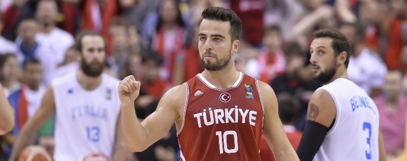 Чемпіонат Європи з баскетболу-2017 розділили між чотирма країнами