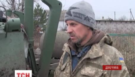 Прифронтове селище Лебединське вже майже рік живе без води