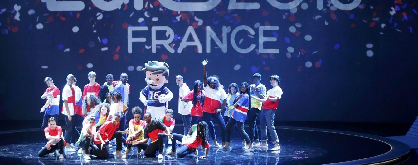 100 днів до Євро-2016: все, що треба знати про турнір. Інфографіка