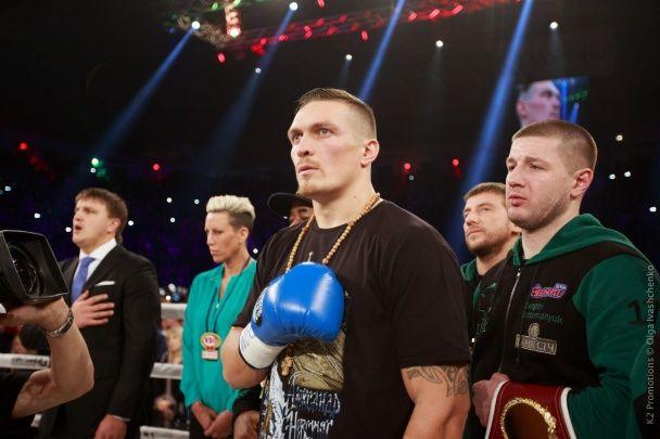 Усик - Родрігес: як українець здобув дев'яту перемогу на профірингу