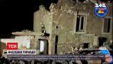 Новости мира: на Пантеллерии мощный вихрь оставил одни развалины