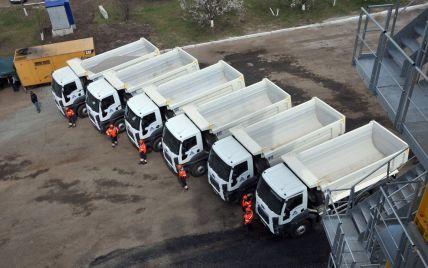 Продажи грузовиков в Украине побили десятилетний рекорд