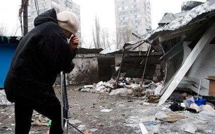 В Донецькій ОДА уточнили кількість загиблих внаслідок обстрілу зупинки в  Донецьку