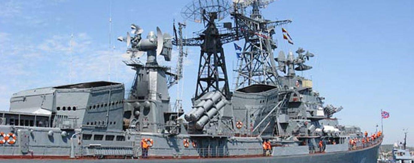 Міноборони Росії жорстко відреагувало на інцидент з турецьким кораблем